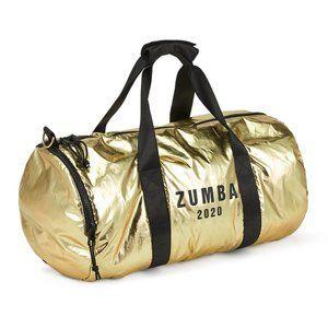 Zumba Dance League Metallic Duffle Bag